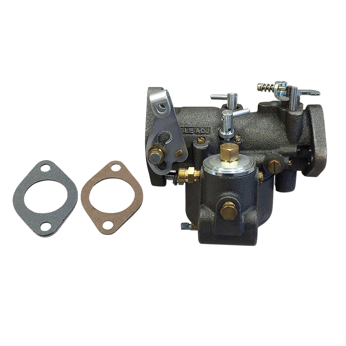 John Deere Tractor Carburetors : John deere b carburetor dltx