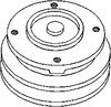 photo of For tractor models NAA, Jubilee. Single Groove Water Pump Pulley.
