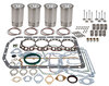 photo of Engine Overhaul Kit. Contains sleeves, sleeve seals, pistons and rings, pins and retainers, pin bushings, complete gasket set, crankshaft seals, intake valves and exhaust valves, valve keys, springs and guides. For 135, 202, 204, F40, MF135, MF35, MF50, MH50, TO35. Does not include exhaust valve seals. Order separately.