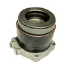 photo of This is a Hydraulic Release Bearing and Carrier. It is used on 12 x 12 transmissions. Ford \ New Holland 5640, 6640, 7740, 7840, 7840O, 8240, 8340, T6010, T6020, T6030, T6050, TS100, TS100A, TS110, TS110A, TS115, TS115A, TS90. Replaces 47134440, 81864436, 82005471, F0NN7580AA, 510001920, AZ36461.