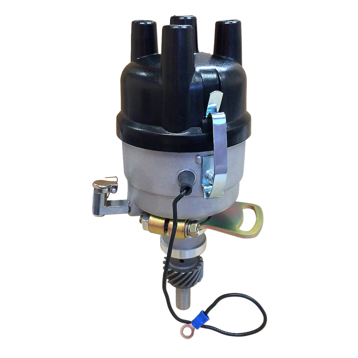 Ford Tractor Distributor Parts : Ford distributor assembly complete for
