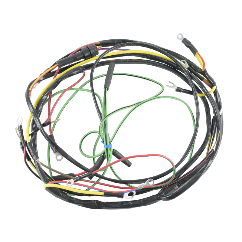 ford 600 main wiring harness - fdn14401boe  yesterday's tractors