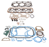 photo of For 2000 and 3000 using 158 CID Gas and Diesel Engines (1965-1975) or 175 CID Gas and Diesel Engines (1965-1975). Overhaul gasket set with crank seals. Includes: head gasket, upper set and lower set.