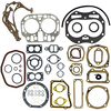 photo of For 50 Gas, 2 Cyl, 190 CID 4-11\16  Bore. Overhaul Gasket Set (1953-1954).