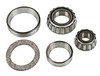 photo of For tractor models Cub, Lo-Boy. Bearing kit for front wheel tractor, contains (15580) inner cone, (15520) inner cup, (17580) outer cone, (17520) outer cup, (350768R1) felt washer. Complete kit for 1 wheel.