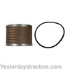 photo of This Oil Filter measures: Inside Diameter 1 5\16 inches (33.3mm), Outside Diameter 3 3\4 inches (95.3mm), Length 2 7\8 inches (73.0mm). It is used on Case \ David Brown models: 1200, 1210, 1212, 1410, 1412, 770, 780, 850, 880, 885, 890, 900, 950, 990, 995, 996. Replaces OEM K902321, 902125, 902321, 920522, K2107, K902125. Replaces Baldwin P190, Fleetgaurd LF4001, Wix 119P, Perkins 2654094, 26540018