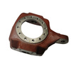 photo of Used on ZF Axle APL1351. This left side hub carrier replaces OEM numbers L35603, P4468358031, 3230954R1, 83953218. Verify axle number before ordering. Used on International models: 585, 644, 685, 743, 744, 745, 785, 844, 856, 885