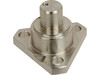 photo of Also known as a King Pin, this Wheel Hub Trunnion Pin is used on ZF APL345, APL350, APL1351, APL1551 Mechanical Four Wheel Drive front ends. This part replaces E2NN3B626CA, 87759380, 87772879, L40004, 81670C1, ZP4472353195, ZP4472353682. Some of the models listed used more than one 4 wheel drive front end. Used on John Deere 2140 serial number 430000 and up, 2750, 2950, 2955, 3040 serial number 430000 and up, 3055, 3140 serial number 430000 and up, 3150, 3155, 3255