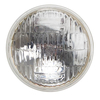 photo of Sealed beam bulb, 6 volt, 4-1\2 inch diameter. Trade number 4411. For tractor models D10, D12. Replaces 70232921.
