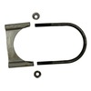 Case L Muffler Clamp, 3-1\2