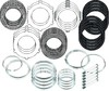 photo of Kit includes 13 friction discs, 13 separator plates, and 10 seals. For tractor models 4430, (4440 SN# 027783 and below).