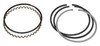 photo of PISTON RING SET. For 2656, 2706, 560, 656, 660, 706 all with 282 CID 6 cylinder diesel with standard bore 3 11\16 inches, to engine serial number 29264, cupped head piston, 4.165 inch sleeve flange diameter, 1 5\16 inch exhaust valve head diameter, 3 3\4 inch thrust bearing flange. Piston ring set, 2 at 1\8 inch (top ring is half keystone), 1 at 1\4 inch. 1 kit per engine.