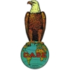photo of Case Eagle Decal, 4 inch.
