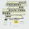 photo of Decal Set for Allis Chalmers Model D19.