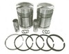 photo of Piston Kit For 80, 820 and 830 DIESEl. 6 1\8  bore.045 oversize. Contains pistons, rings, pins, and retainers.