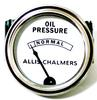 Allis Chalmers D17 Oil Pressure Gauge