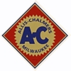 Allis Chalmers WD AC Diamond Decal