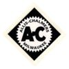 Allis Chalmers 7050 AC Diamond Decal