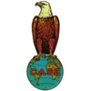 photo of Case Eagle Decal, 2 inch.