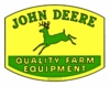 John Deere 4640 4 Legged Deer Decal