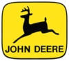 John Deere 4640 2 Legged Deer Decal