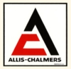 Allis Chalmers WD AC Logo Decal, New Style