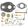 photo of This is a comprehensive carburetor kit for Marvel Schebler carburetors TSX470, TSX486, Allis Chalmers part numbers 225090, 225679. Verify Carburetor Number. Contains all the parts shown.