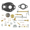 photo of This carburetor kit contains all parts shown. It is used on Marvel Schebler TSX670, TSX701. Verify carburetor number before ordering.