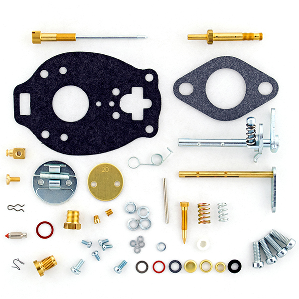 Case Vac Parts : Case vac carburetor kit comprehensive r
