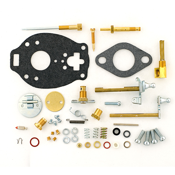 Ford 8n Carburetor Parts : Ford carburetor kit comprehensive for n r