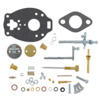 photo of Comprehensive Carburetor Kit for Marvel-Schebler number: TSX580, Ford number EAE9510D. Contains all the parts shown.
