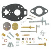 photo of Comprehensive Carburetor Kit for Marvel-Schebler numbers: TSX692, Ford 310746. Contains all the parts shown.