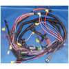 photo of For Diesel Engines. One piece, front and rear. This is a complete harness for tractor. For tractors that uses alternator only. For tractor models 2600, 3600, 3900, 4100, 4600. Suitable for North America less Cab. Replaces part numbers D6NN14A103J, D6NN14A104L. Does not have cab AC wiring or cab firewall connector.