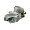 photo of For 175, 180. Replaces Delco 1107539, 1107872 and TISCO 9014-EX and 80301-EX. 12 Volt system with diesel engines. Remanufactured Starter with New Armature Shaft and bushings, new field coils, new brush holder and brushes, new wiring and hardware. This is a 3 terminal solenoid starter.
