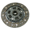 photo of This new clutch disc is 6-1\4 inches with a 3\4 inch 18 spline hub. It is used on Ford 1100 and 1110 compact tractors. Also fits Shibaura S1343. Replaces OEM part number SBA320400071
