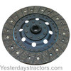 photo of This is the PTO disc used on a Ford 1920 with a dual clutch. It is 9 1\2 Inches in Diameter with a 3\4 inch, 14 spline center. It replaces SBA3200400402, SBA3200400403, SBA3200400404