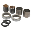 photo of Contains 2 2N3109 (1 1\4 inch X 1 3\8 inch X 1 1\2 inch) Bushing, 2 C5NN3110B (1 1\2 inch X 1 5\8 inch X 1 1\2 inch) Bushing, 2 C5NN3A299A (1 1\2 inch ID X 2 1\4 inch outside diameter), Thrust Bearings, 2 C5NN3125A (1 1\8 inch X 1 5\8 inch X 1\4 inch) Dust Seal.
