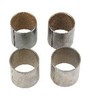 photo of Spindle Bushing Kit contains: 2 upper bushings part number 2N3109 and 2 lower bushings part number NCA3110A. For tractor models 2000, 2600, 3000, 3600, 3900, 4000, 4100, 4600SU, 600, 700, 800, 900, Dexta, Super Dexta.