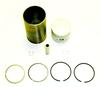 photo of Sleeve and Piston Kit for 1 cylinder for 3 Ring Piston and .040 sleeve. Contains sleeve, piston, piston rings, piston pin and pin retainer. For 8N, 9N, 2N.