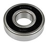 photo of New Pilot Bearing. 25mm (.9843 inch) inside diameter, 52mm (2.0472 inch) outside diameter with seals on both sides. For tractors: 400, 450, 500, 560, 600, 660, H, HV, M, M500, MD, MDV, MV, Super H, Super M, Super MD, Super MTA, Super W4, Super W6, W4, W6, WD6.