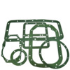 photo of This Transmission Gasket Set is used on FORD 5000, 7000, 5600, 6600, 7600, 5610, 6610, 7610 all with 6 and 8 speed non-syncro transmission.