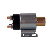 photo of This is a 12 volt starter solenoid. It is used on Massey Ferguson Diesel Tractors 1080, 1085, 1100, 1105, 1130, 1135, 2675, 2705, 275, 285, 85, 88, Super 90 . Massey Ferguson Combines: 410, 510, 540, 750, 760, 850, 860. It Replaces 1009784M91, 1017877M92, 1028587M91.