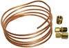 Ford 7000 Oil Gauge Copper Line Kit