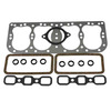 photo of For tractor models 8N, 9N, 2N. Upper Gasket Set with Metal Head Gasket. Set includes: cylinder head gasket, (2) valve cover side plate gaskets, (8) valve guide seals, (2) manifold gaskets, (1) governor gasket. Replaces: 8BA6571, 9N6022, 9N9448, 7HA6521, 8N6051A.
