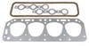 photo of Metal head gasket for 1\2 inch or 7\16 inch bolt holes. For tractors: NAA, 600, 700; 134 CID engine (1953-1957).