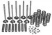 135 Valve Overhaul Kit, Z129 or Z134 Engines