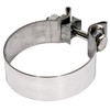 John Deere 3155 Stainless Steel Clamp, 3.5 Inch