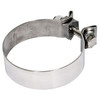 John Deere 3155 Stainless Steel Clamp, 4 Inch