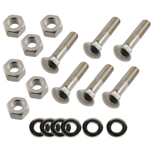 Farmall Super A Rear Rim Bolt Kit 350719KIT