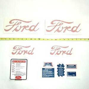 R2008 Decal Set R2008